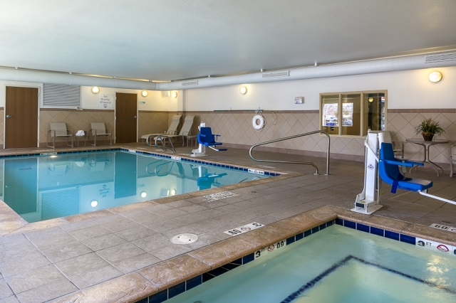 Travel pal holiday inn express sandy info Indoor swimming pools in sandy utah