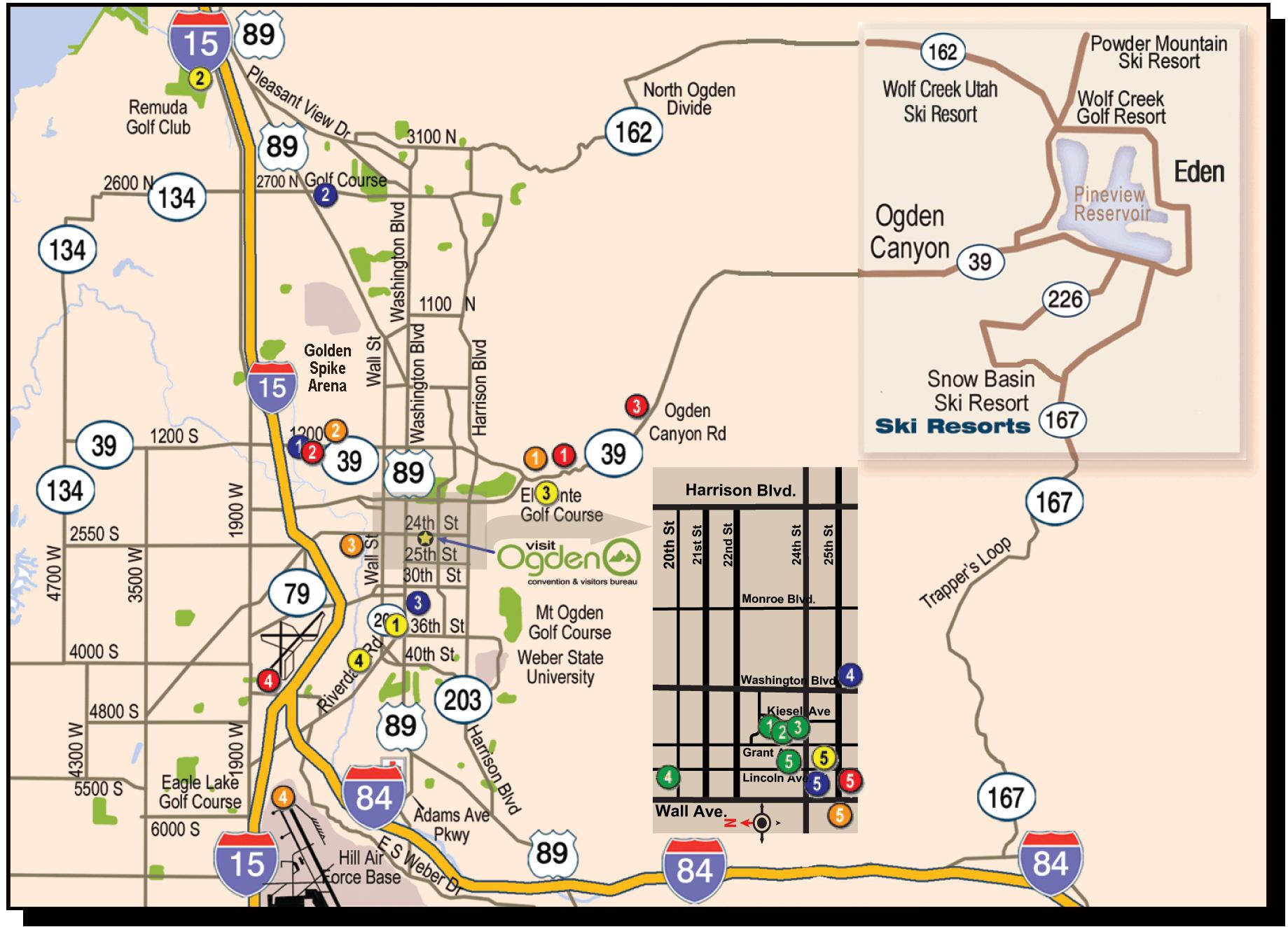 Ogden Utah  TravelPal International